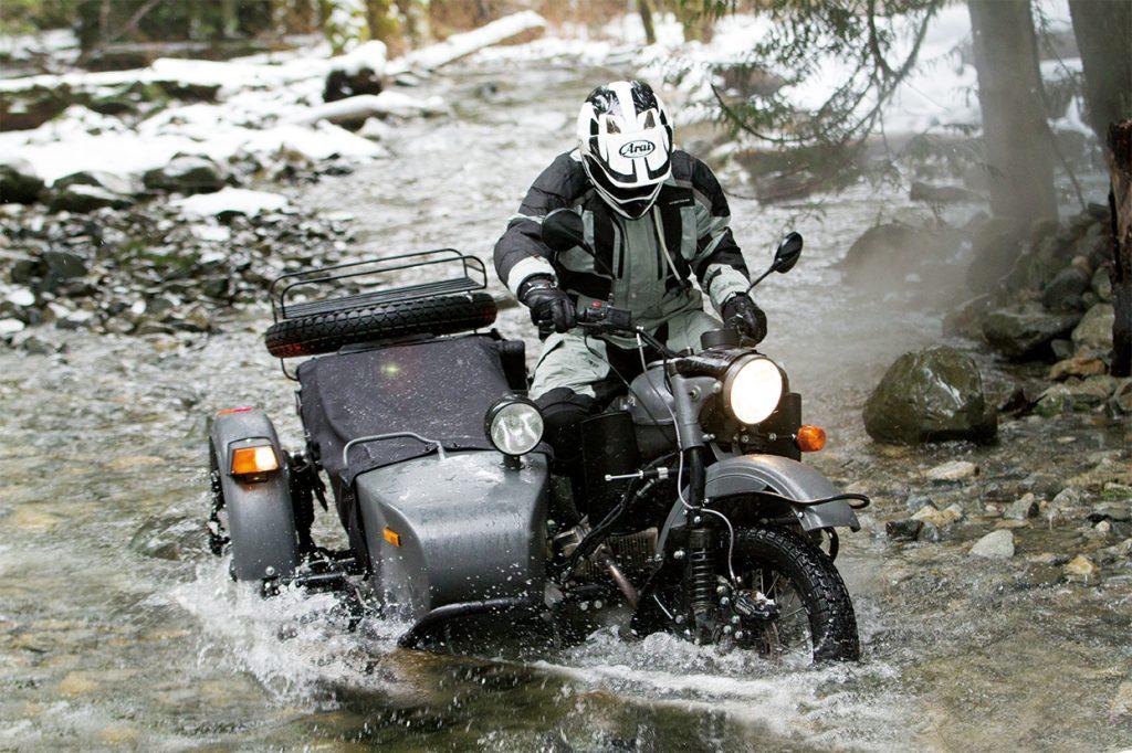Ranger-asphalt-river