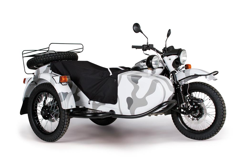 Ural Ranger Urban camo 1
